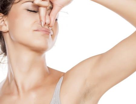 4 Penyebab bau badan A